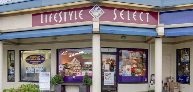 Lifestyle Select Sidney Store Front