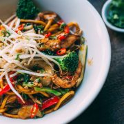 Noodlebox gluten free noodles