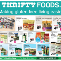 UPLOADING 1 / 1 – Thrifty Foods Gluten Free Sales.png ATTACHMENT DETAILS Thrifty Foods Gluten Free Sales