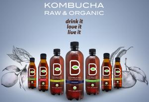 B-Tea Kombucha @ Victoria Health Show | Victoria | British Columbia | Canada