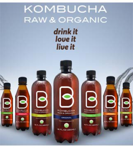 Canadian Launch B-Tea Kombucha @ Lifestyle Markets! | Victoria | British Columbia | Canada