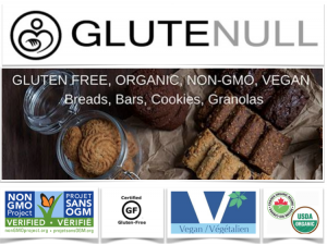 Glutenull Gluten-Free Goodies @ Whole Foods Market | Victoria | British Columbia | Canada