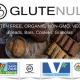 Glutenull glutenfree organic vegan yeastfree