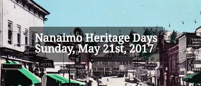 Nanaimo Heritage Days