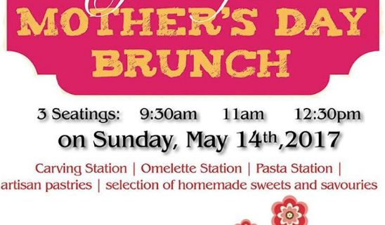 Six Mile Pub Mother's Day