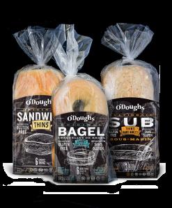 oDoughs-Gluten-Free Breads