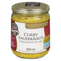 Grimm's Curry Sauerkraut