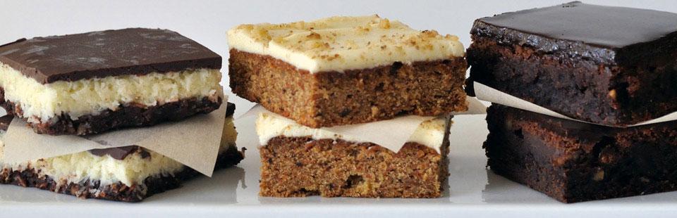 wendels gluten free squares
