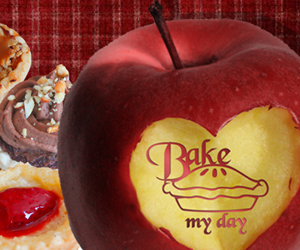 Bake My Day Apple Pie