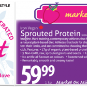 The Market Stores Gluten Free Flyer