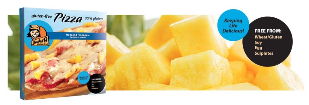 Judy G Ham Pineapple
