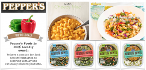 new gluten-free products peppers foods