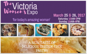 CANCELLED - Bake My Day @ Victoria Women's Expo | Victoria | British Columbia | Canada