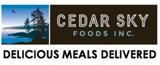 Cedar Sky Foods 160 x 65