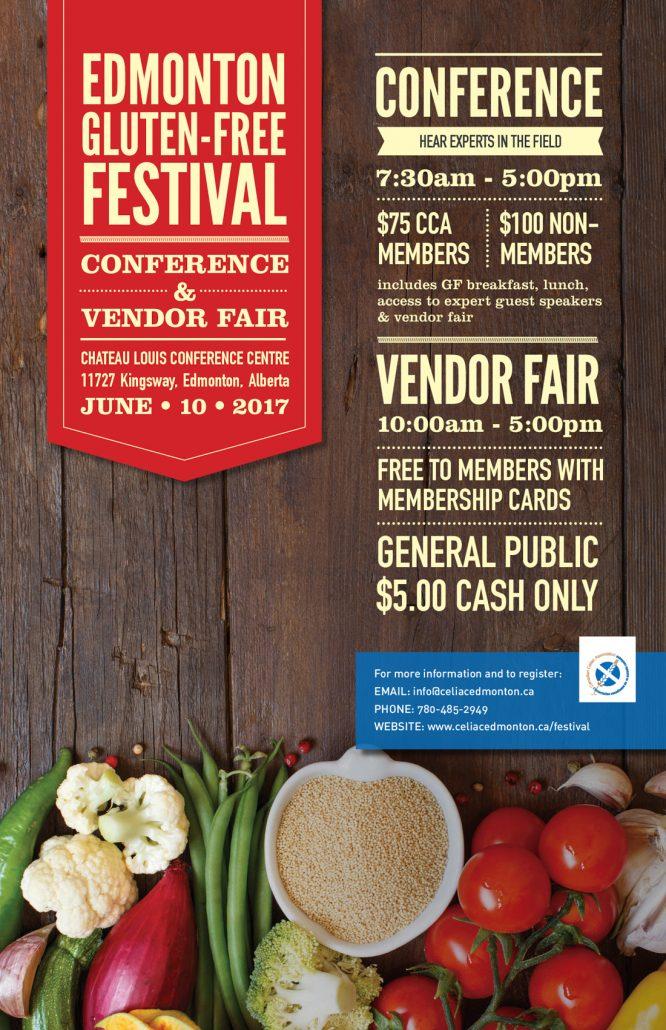 Edmonton Gluten Free Festival 2017