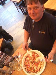 Famoso's Gluten-Free Pizza Pasta Victoria