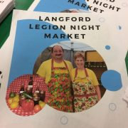 Langford Legion Night Market