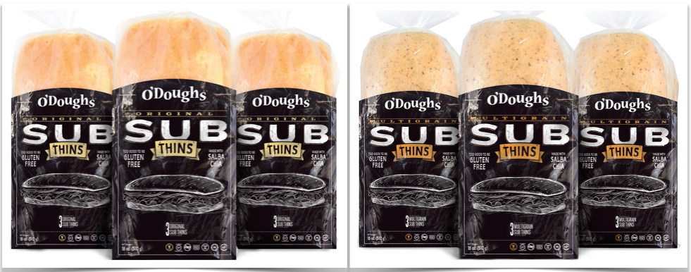 gluten free sub thins