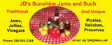 jds sunshine jams & such