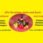 jds sunshine jams & such 250 x 300