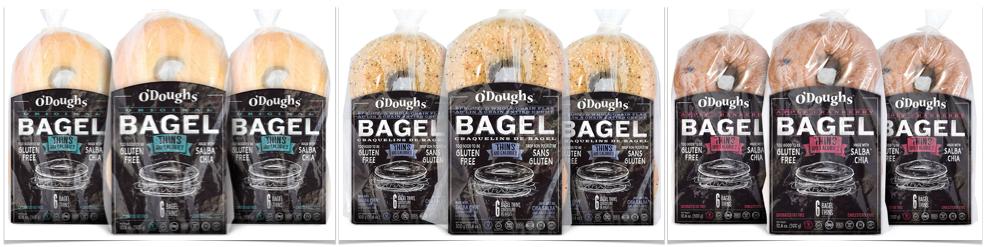 gluten free bagel thins
