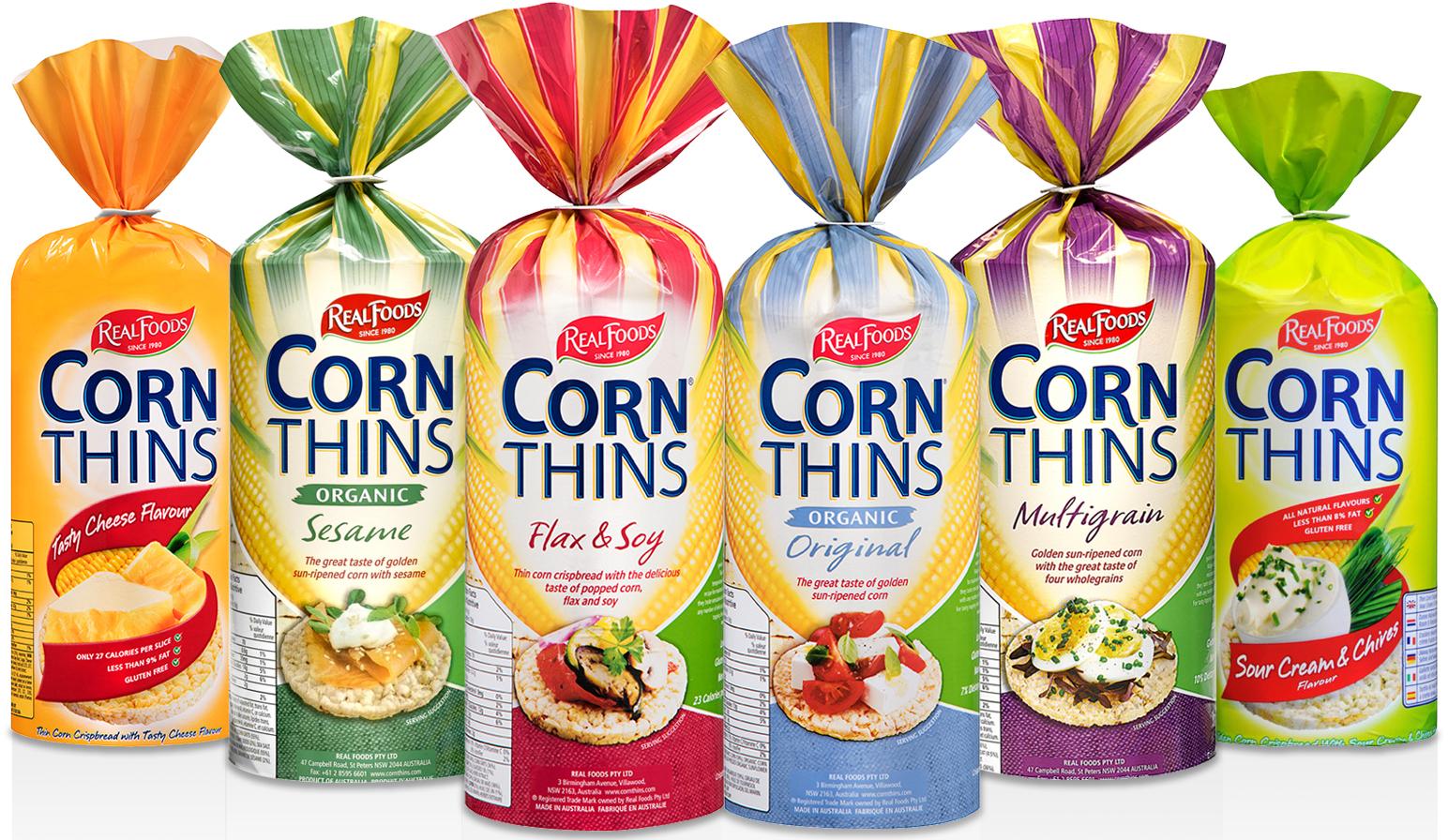 Canada Corn Thins
