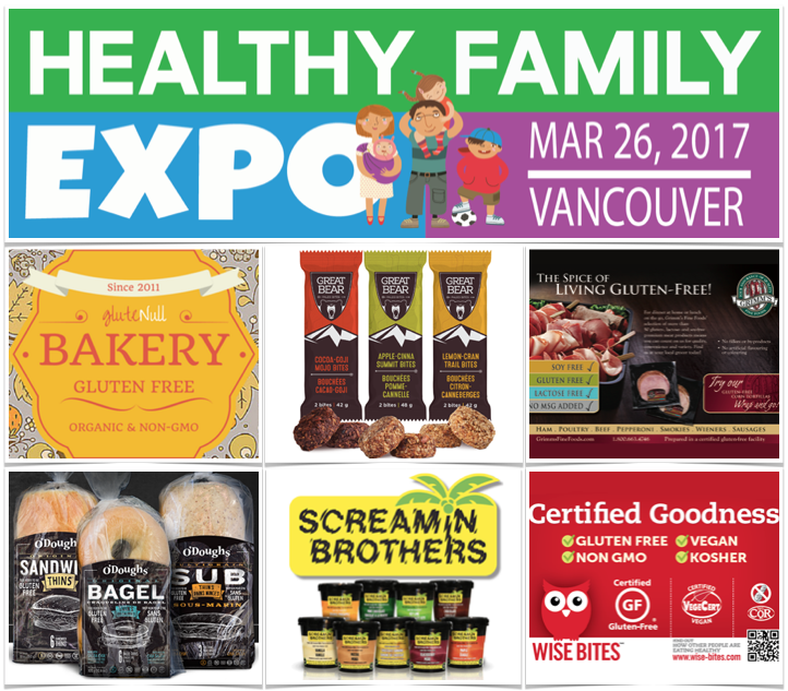 Celiac Scene Healthy Family Expo