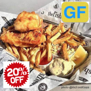 Floating Fish Store 20% Off