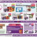 Gluten-Free Flyer The Market Stores
