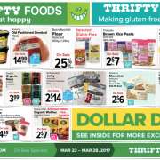 Gluten-Free Flyer Thrifty Foods