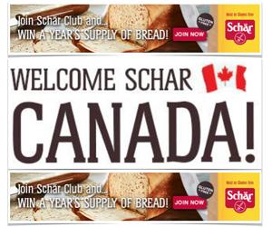 Schar Canada 250 x 300