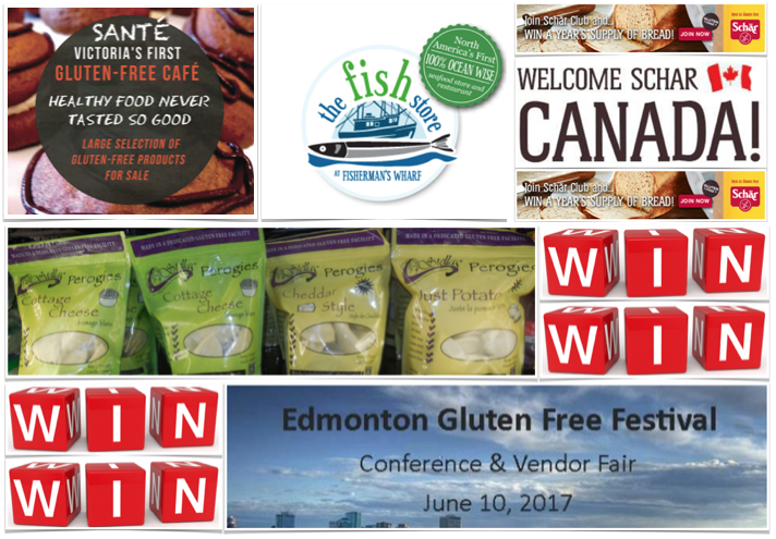 gluten free contests