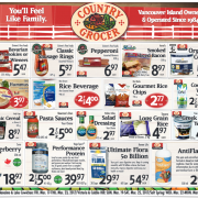 gluten free flyer country grocer