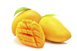 gluten free mango carrot salad