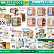 gluten free sale thrifty foods