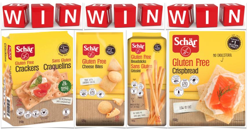 gluten free schar contest