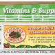 gluten free vitamins country grocer