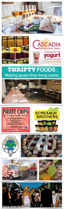 Celiac Scene Events May 2017