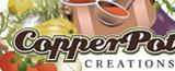 Copper Pot 160 x 65