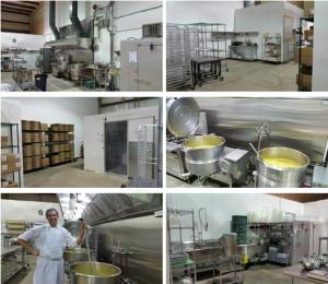 Copper Pot - Cedar Sky Foods Commercial Kitchen
