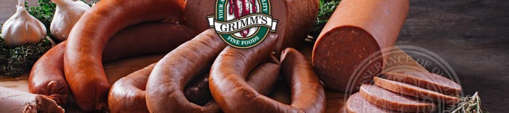 Gluten Free Grimms Sausages
