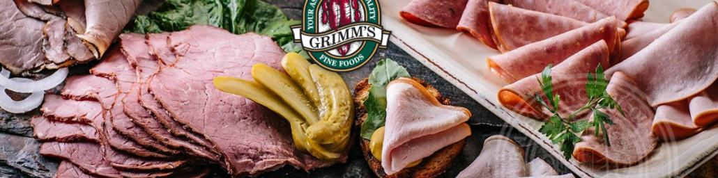 Gluten Free Grimms Sliced Meats