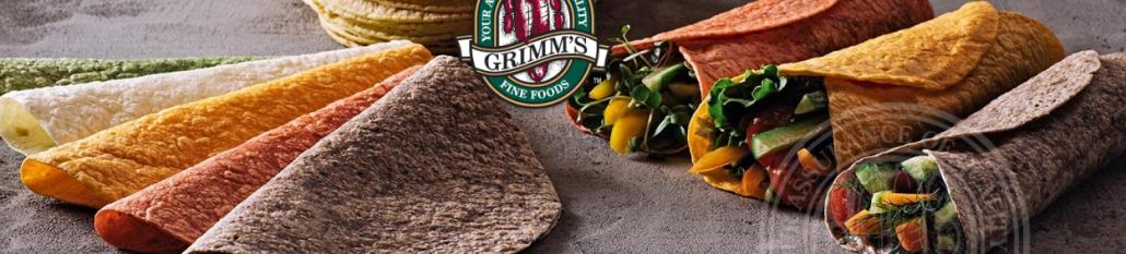 Gluten Free Grimms Tortillas Wraps