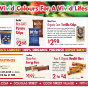 gluten free flyer lifestyle markets