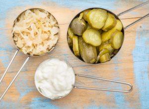 gluten free probiotics foods