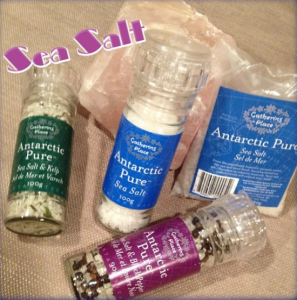 Antarctic Pure Sea Salt x 3