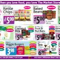 The Market Store's Gluten-Free Flyer