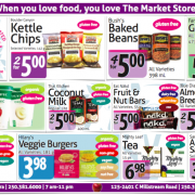 The Market Store's Gluten-Free Flyer