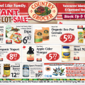 Coutry Grocer Gluten-Free Flyer