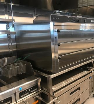 Update on Earls Kitchen + Bars\' Deep Fryers